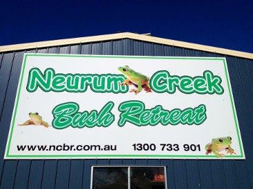 Neurum Creek Bush Retreat