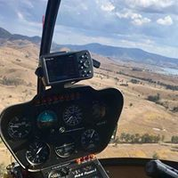 Helicopter Ride over Somerset Dam